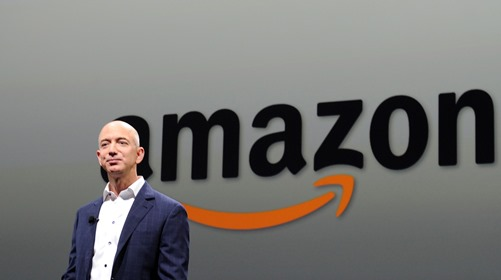 "Jeff Bezos: The emergence of A.I is ""gigantic"""