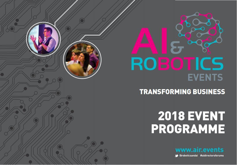 Download The Ai Robotics Events Brochure Air Events