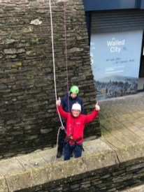 Tower Museum Abseil