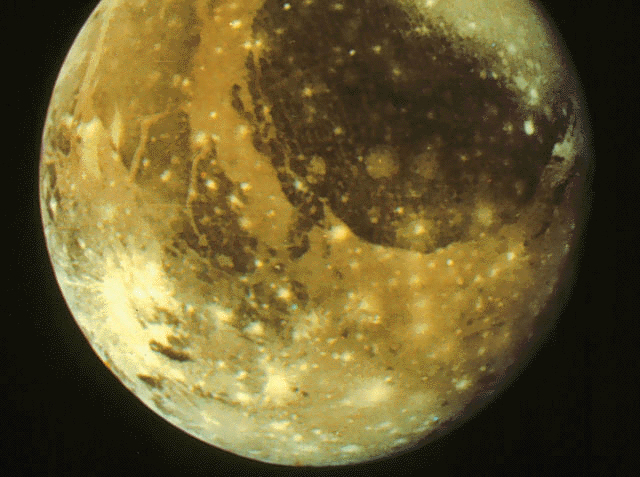 Jupiter's Moon: Ganymede | Exploring the Planets | National Air and Space  Museum
