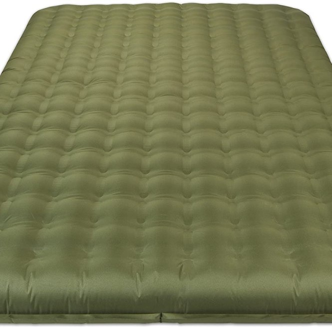 Lightsd Outdoors 2 Person Pvc Free Air Bed With Battery Operated Pump Is The