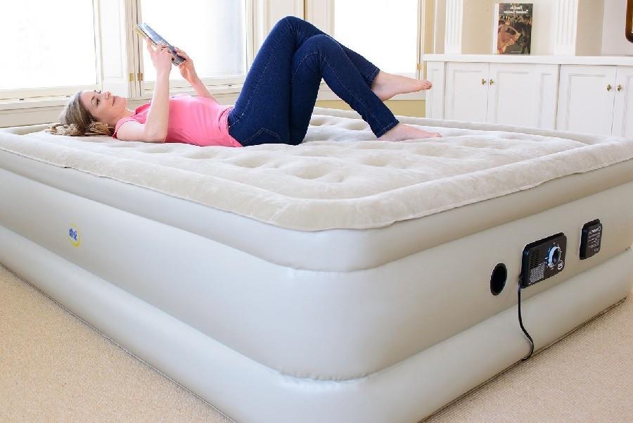 serta air mattress in depth review