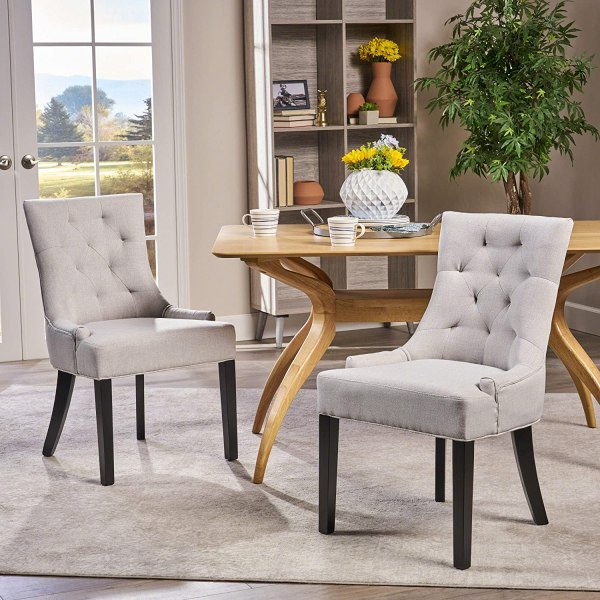 3 Modern Accent Fabric Chair for Airbnb