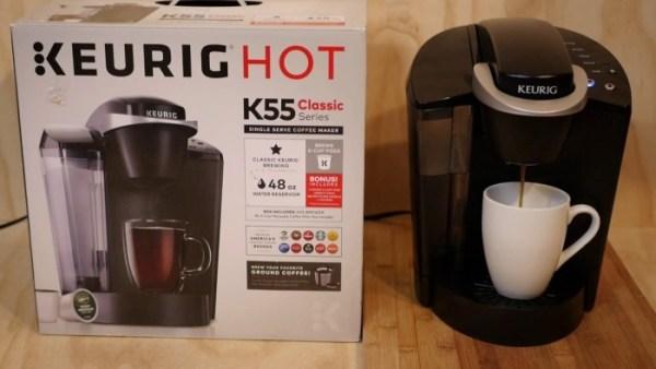 [Review] Keurig K55 Single Serve Coffee Maker
