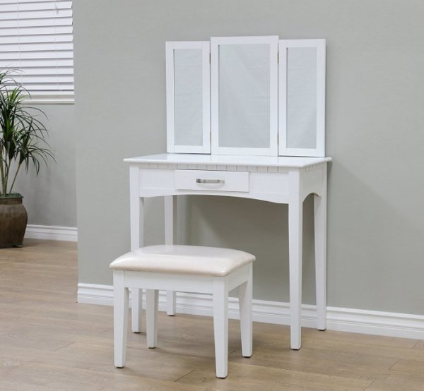 [Review] Frenchi Home Furnishing 3 Piece Wood Vanity Set