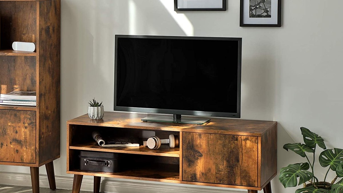 [Review] VASAGLE Mid-Century Modern Retro TV Stand