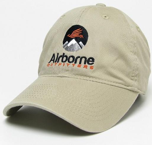 Standard Twill cap