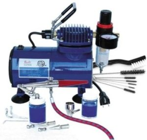 Paasche H-100D Single Action Airbrush