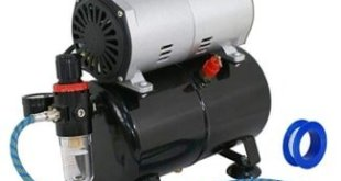 ZENY Pro 1/5 HP Airbrush Air Compressor Kit
