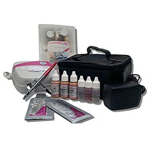tickled pink best airbrush makeup kit