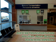Halifax Air Cab Services For Airport