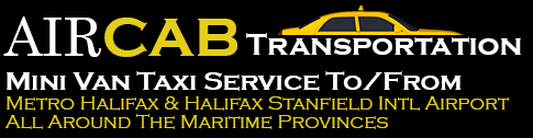 halifax air cab service
