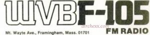105.7 Boston WVBF WROR Fairbanks 105.7 Framingham