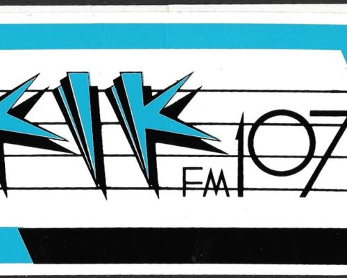 "A look at Calgary's Rock, ""Kick 107"" (CKIK) 
