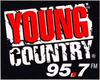 95.7 KIKK Young Country