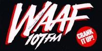 107.3 Worcester Boston WAAF