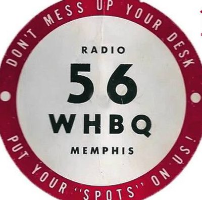 Wink Martindale, Saturday Morning Dance Party on 56 WHBQ Memphis | 1956