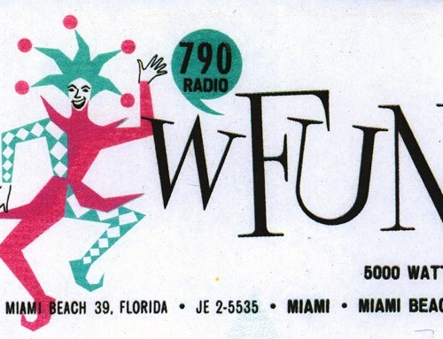 Composite: WFUN (Miami) Jocks | 1968