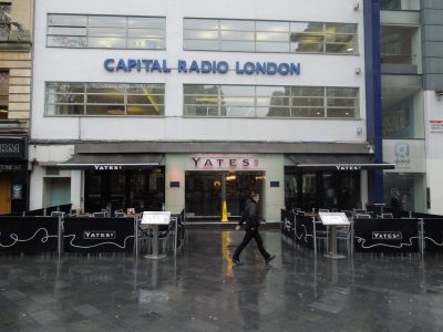 Capital Radio 95.8 FM London