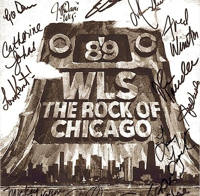 Joel Sebastian, 89 WLS Chicago | August, 1971
