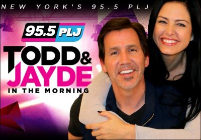 Todd & Jayde in the Morning WPLJ