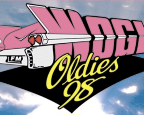 Glenn Kalina, Oldies 98.1 WOGL Philadelphia  | January 1988