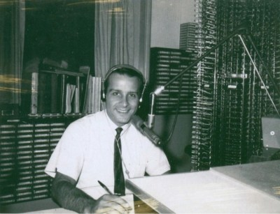 Joel Cash at WRKO 1967