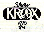 Drew Pierce, 570 KRQX Dallas | October, 1984