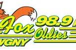 98.9 Rosendale Hudson Valley WGNY Fox Oldies Van Ritshie