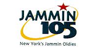 Jammin105 WTJM Famous Amos Beth Bacall 105.1 New York Rhythmic Oldies Motown Soul Disco WWPR WNSR Hip Hop WDBZ Alternative Frankie Blue Star and Buc Wild