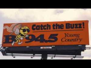 94.5 Orlando, WCFB, B94.5, Young Country