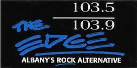 103-5 103-9 WQBK WQBJ The Edge Albany Troy Capital District Mike Hotaling Ralph Vartigan television Winter 1994