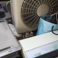引っ越し後のエアコン、不用品処分