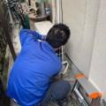 安芸区で買い替えの為のエアコン回収