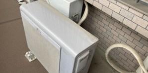西区マンション引っ越しの為、エアコン、不用品回収