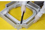 ダスキン業務用エアコンクリーニング付属品洗浄
