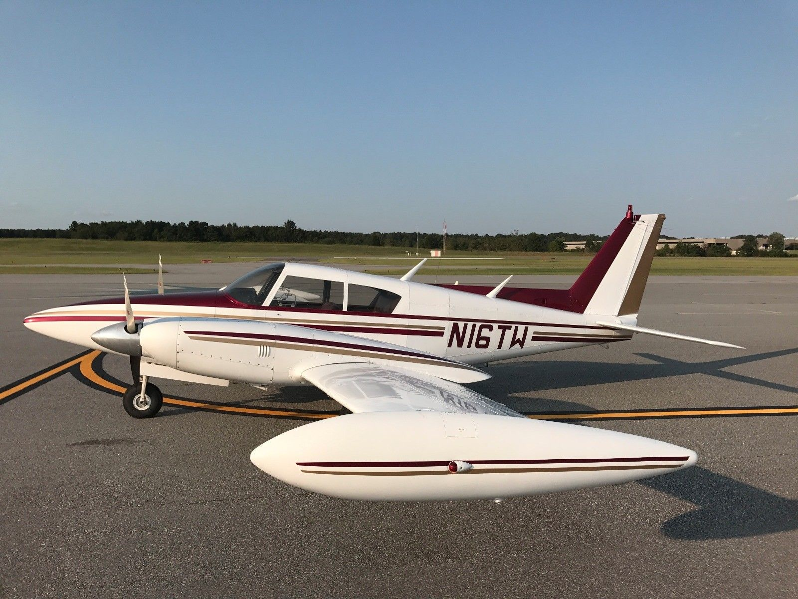 Piper Saratoga Turbo Performance