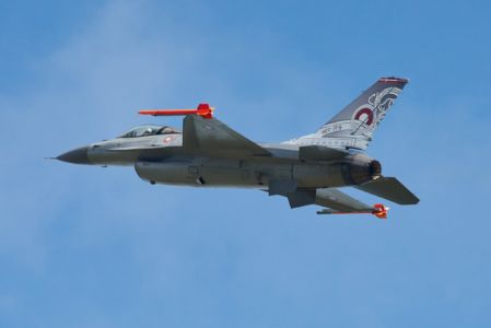 F-16AM Fighting Falcon 2016 #3