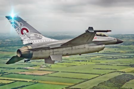 F-16AM Fighting Falcon 2016 #1