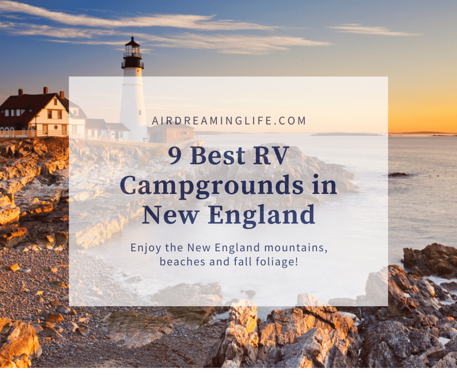9 Best RV Campgrounds in New England