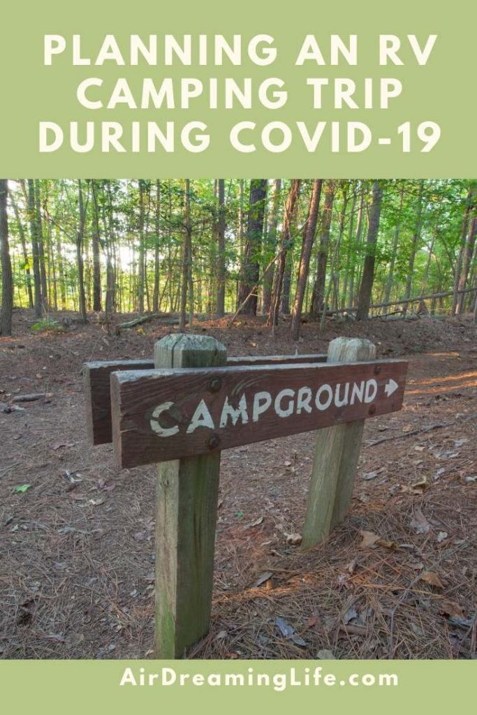 The risks of taking your RV camping trip during COVID-19