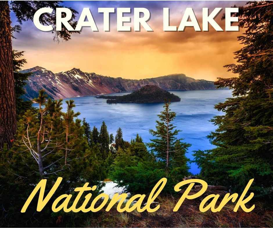 RV Camping at Crater Lake National Park and Mount Mazama Campground
