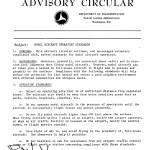 19810609.. FAA AC91-57, Model Aircraft Operating Standards, 400ft guideline