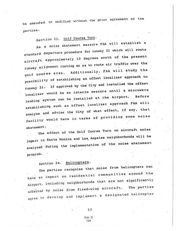19840131.. Settlement between City of Santa Monica & FAA [KSMO], pg.24
