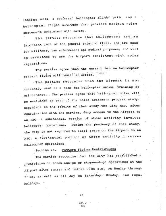 19840131.. Settlement between City of Santa Monica & FAA [KSMO], pg.25