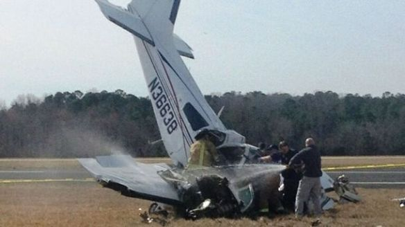 Accidents & Incidents: further details | Aviation Impact Reform