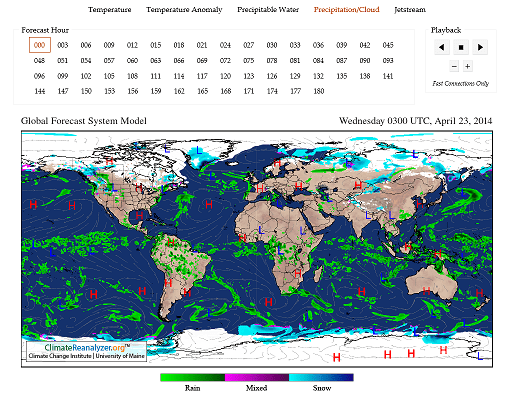 How To Make A Weather Map.Watching The Weather And Climate Change Aviation Impact Reform