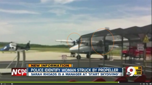 20140601.. KMWO newspic, ops config for fatal prop-strike (PAJA)