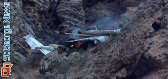 20140720.. Virgin River AZ Cessna crash