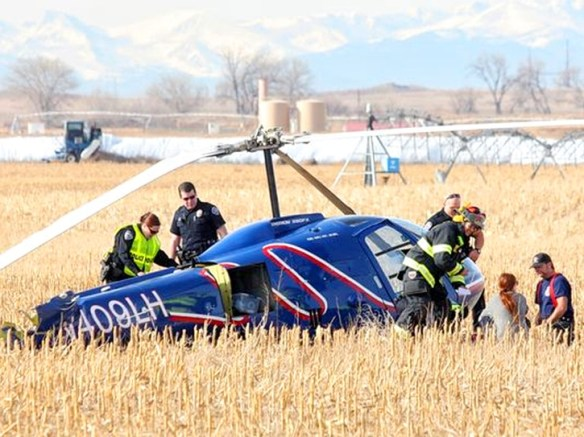 20141208.. N409LH 280FX crash pic, Platte Valley CO